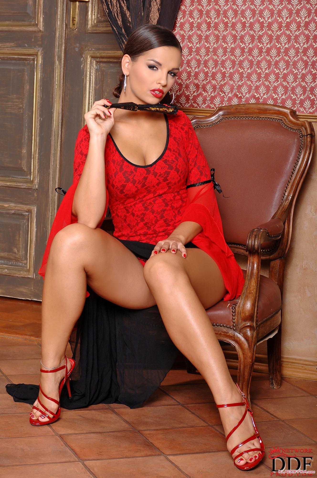 Голая порно звезда Eve Angel смотреть онлайн 2 фото