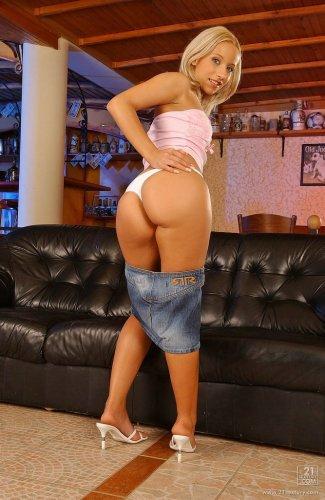 Блондинка Candy