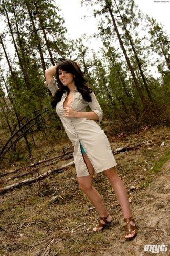 Bryci заблудилась в лесу