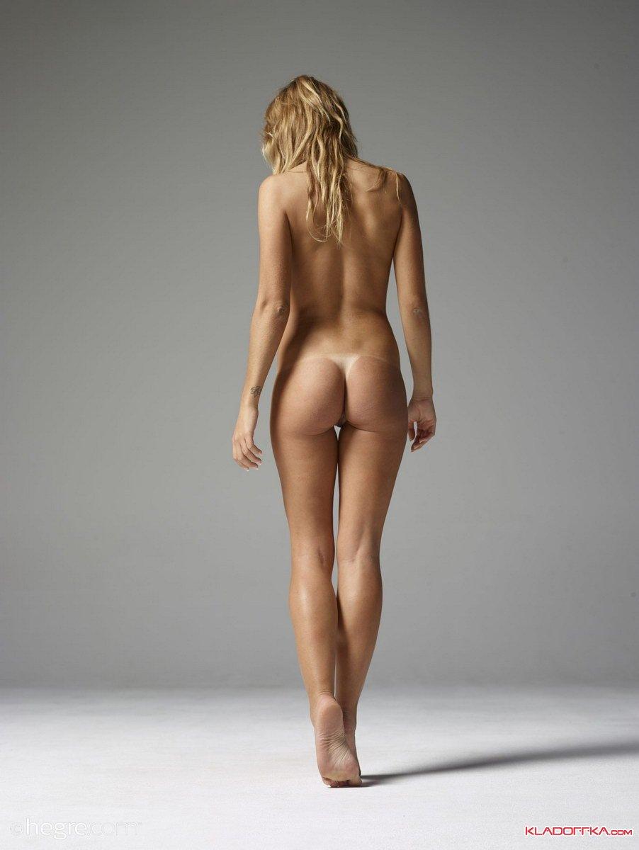 Ember nude model
