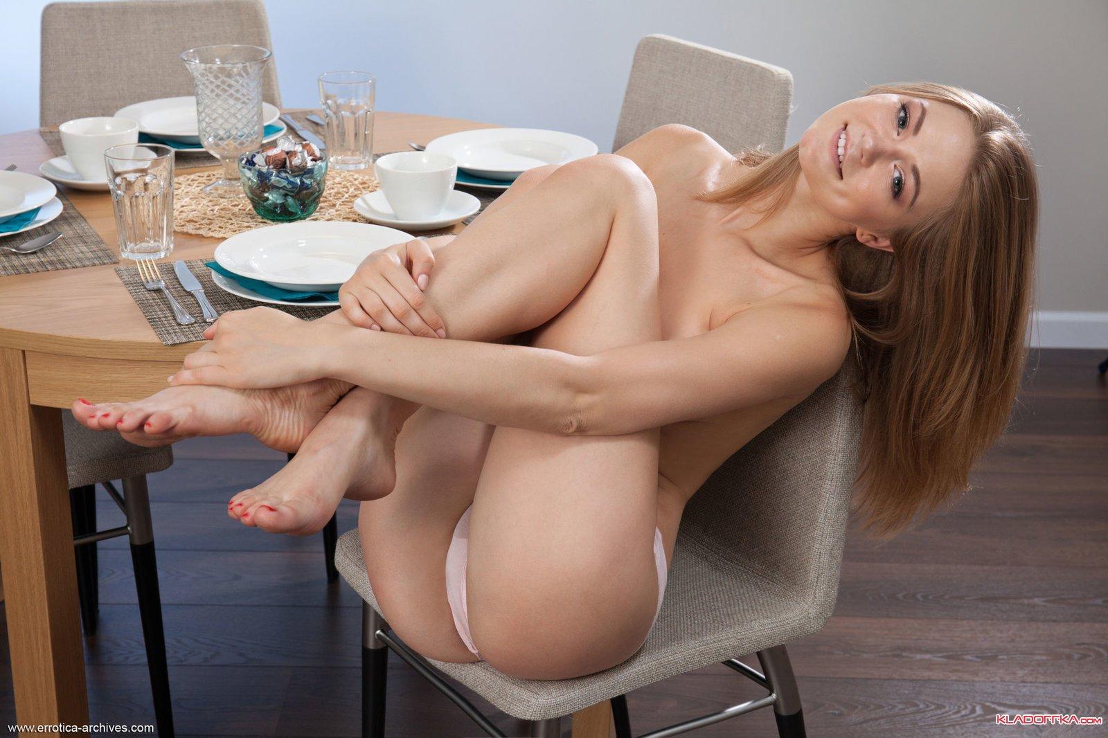 Busty Pie Nude